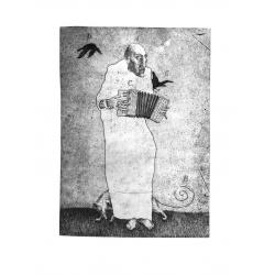 Akordeonista – Bogdan Król